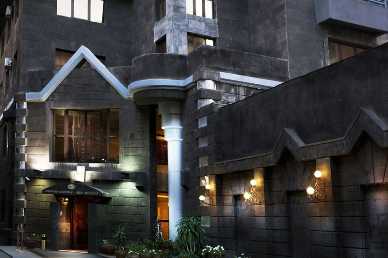 Aviatrans Hotel in Yerevan
