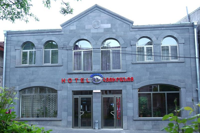 Hotel Mthnadzoer in Goris